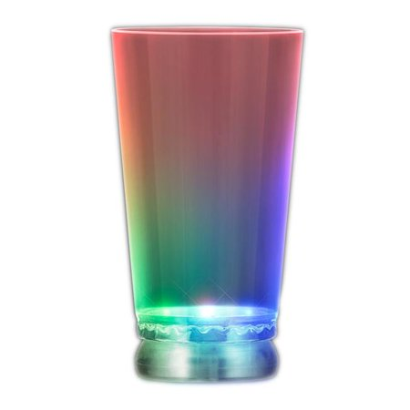 Blinkee LUOCCCM-16 Light Up 16 oz Color Changing Cup, Multi Color - Light Up Cups