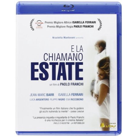 And They Call It Summer (2012) ( E la chiamano estate ) [ Blu-Ray, Reg.A/B/C Import - Italy ] Summer 2012 Collection