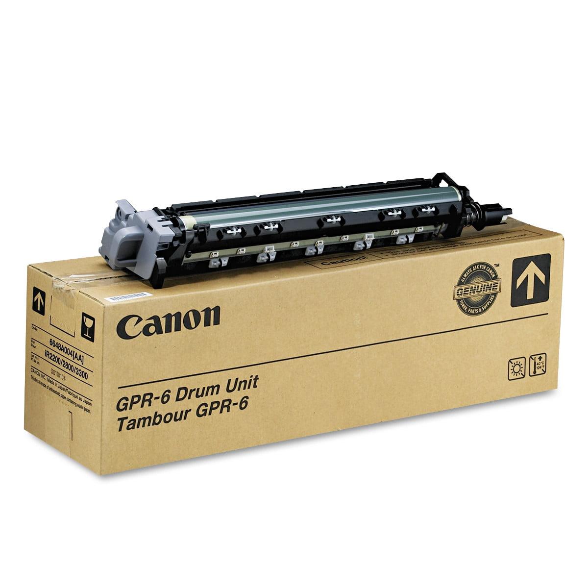Canon 6648A004AA Drum Unit, Black