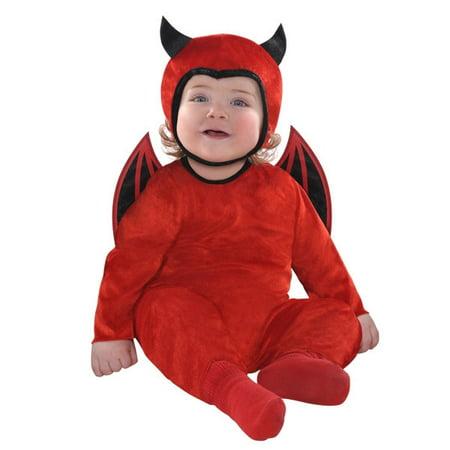 Cute As A Devil Costume Infant 12-24 Months](Devil Babies)