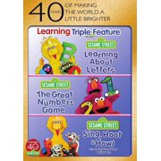 Learning Triple Feature by Sesame Street