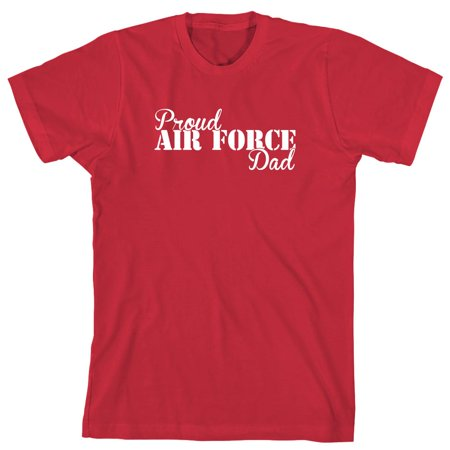 8b5fd51d Uncensored Shirts - Proud Air Force Dad Men's Shirt - ID: 2070 ...