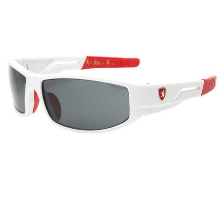 Khan FULL Frame Kids Teen Age 7-14 Boys Youth Cycling Sport Baseball (Youth Baseball Sunglasses Reviews)