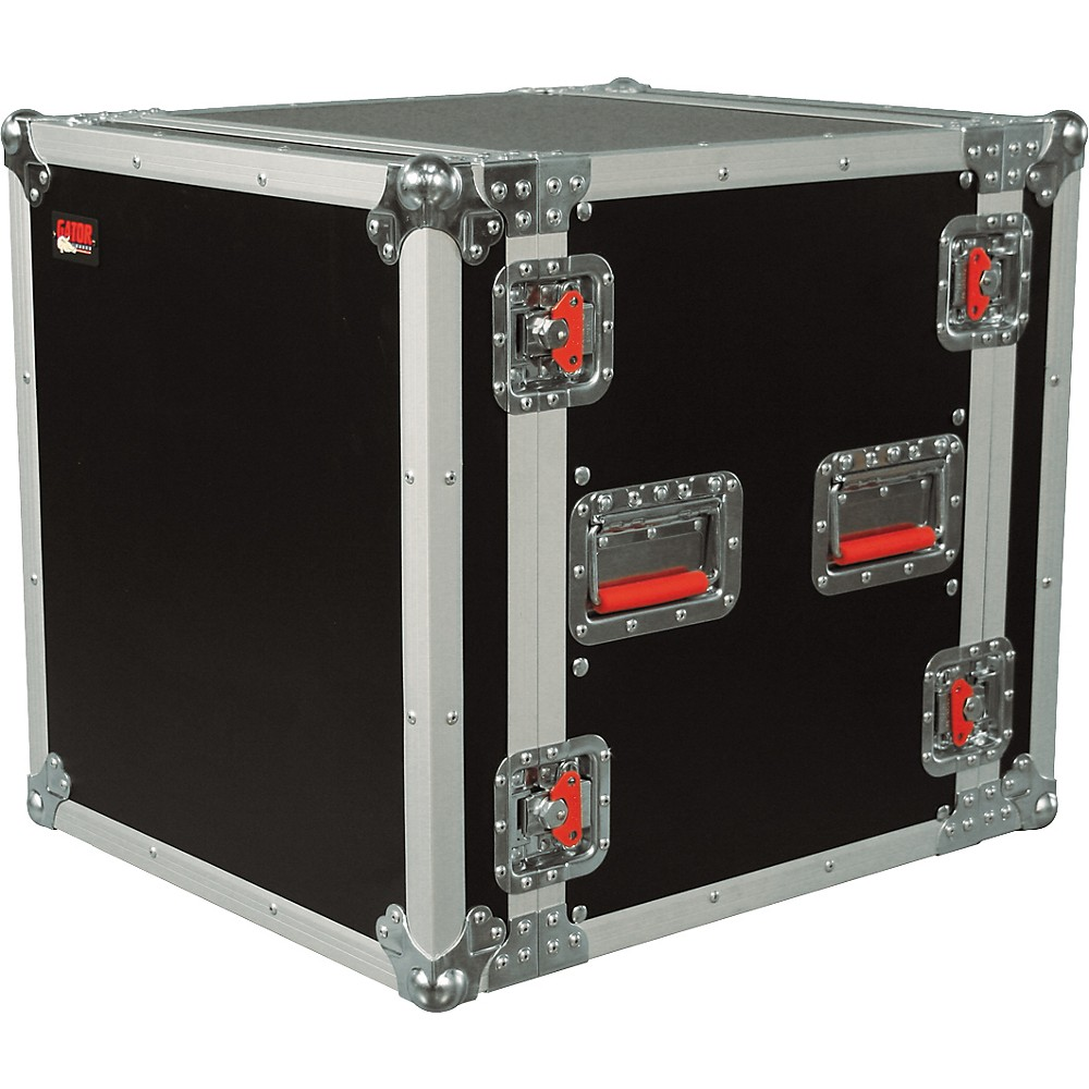 "Gator ATA Wood Flight Rack Case - 12U - 17"" Deep"
