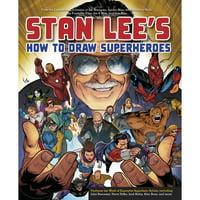 Watson-Guptill Stan Lee's How to Draw Superheroes