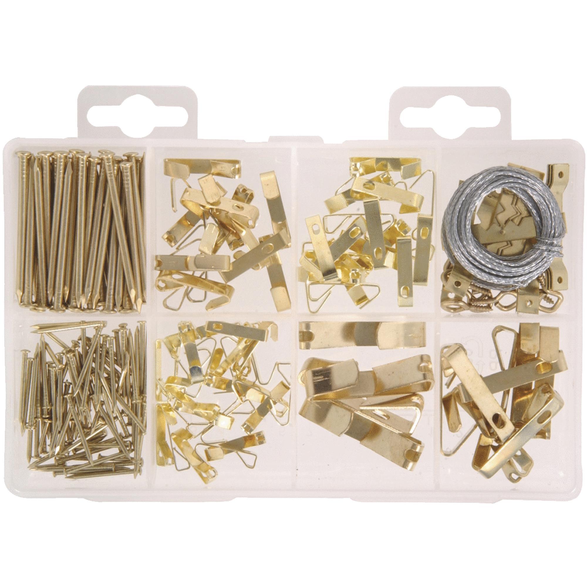 Picture Hanger Assortment Kit