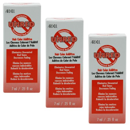 ARDELL Unred Hair Color Additive Remove Red Tones 0.25 oz HC-780550 (3