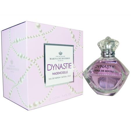 - Dynastie Mademoiselle by Marina de Bourbon 3.4 oz EDP Spray