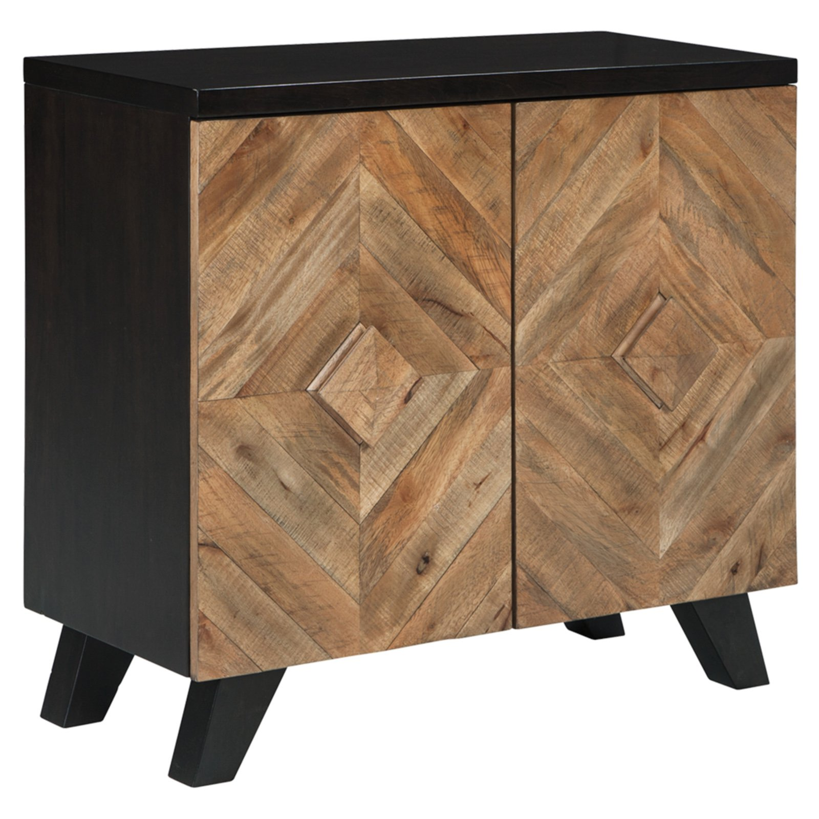Signature Design by Ashley Robin Ridge 2 Door Accent Cabinet