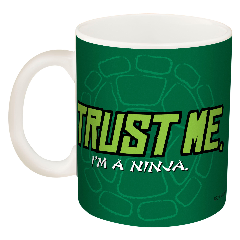 Ninja Turtles Coffee Mug by Zak!