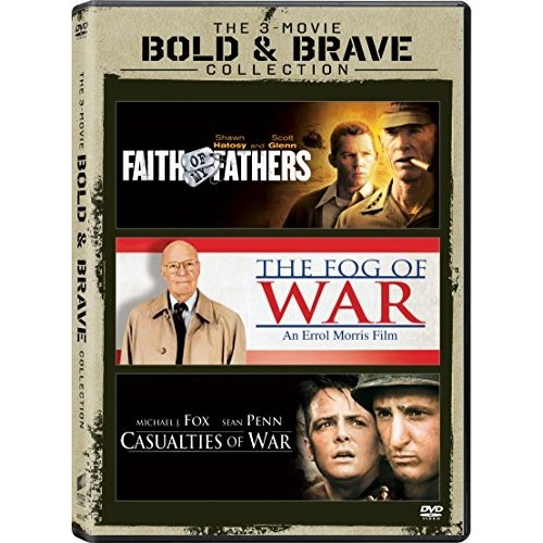 Bold And Brave Collection: Faith Of My Fathers   The Fog Of War   Casualties Of War (Anamorphic Widescreen) by Sony Pictures