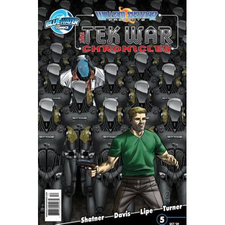 William Shatner Presents: The Tekwar Chronicles #5 - eBook