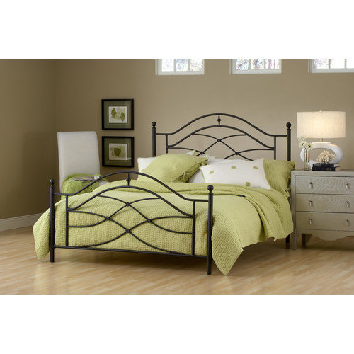 Hillsdale Furniture Cole Metal Panel Bed