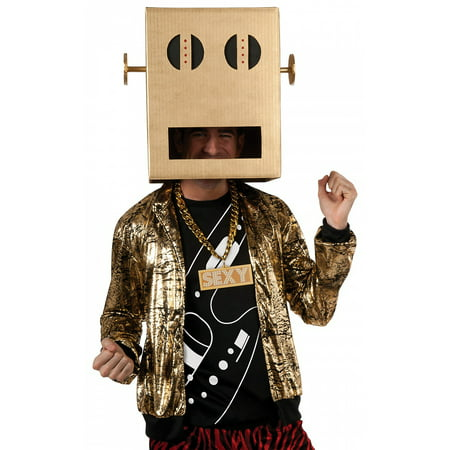 Shuffle Bot Party Rock Anthem Adult Costume   X Large
