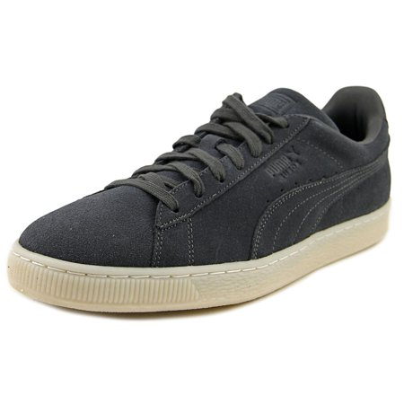 low priced 8fc56 66fed Puma Suede Classic Colored Round Toe Leather Sneakers
