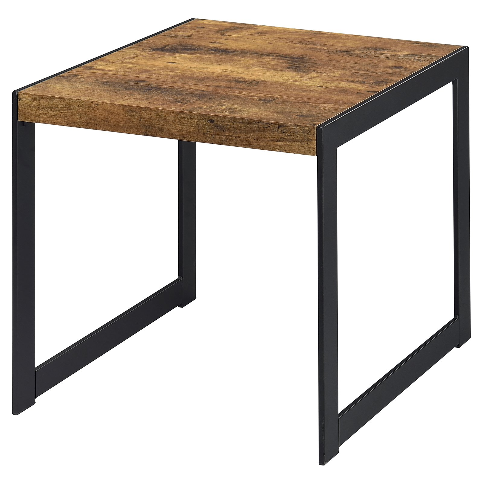 Fox Hill Trading Millenial Industrial Side Table