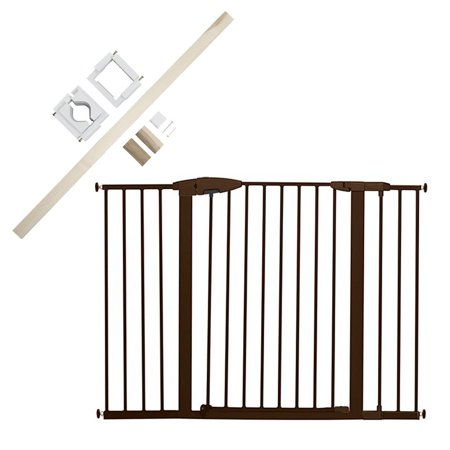 Munchkin Easy Close Metal Extra Tall Amp Wide Safety Gate