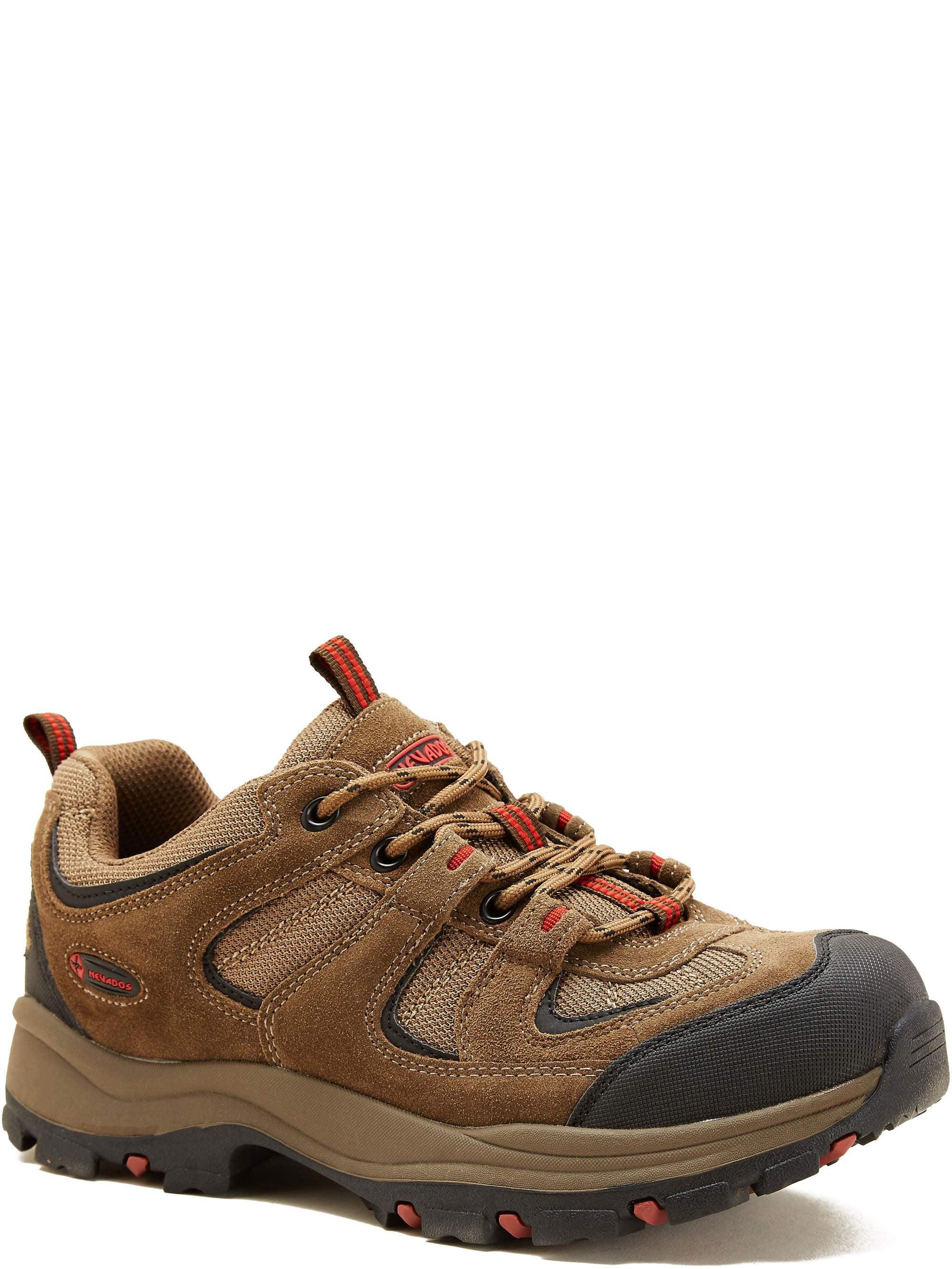 mens low cut hiking shoes