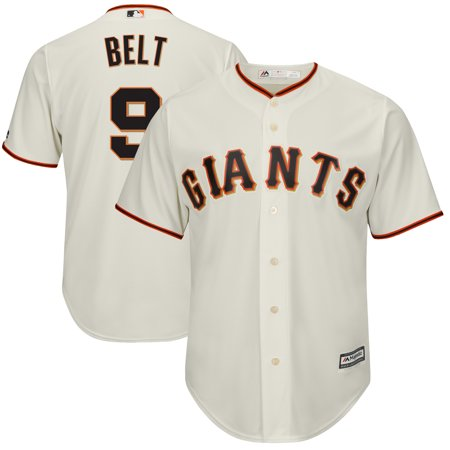 best service 8871f ea991 Will Clark San Francisco Giants Authentic Jersey