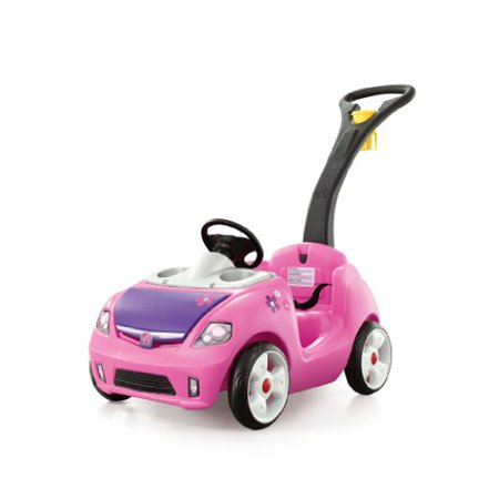 Step2 Pink Whisper Ride Buggy (Pink Step 2 Wagon)