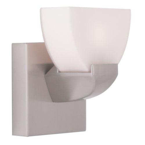 Livex Lighting 1361 Gemini 1 Light Bathroom Sconce
