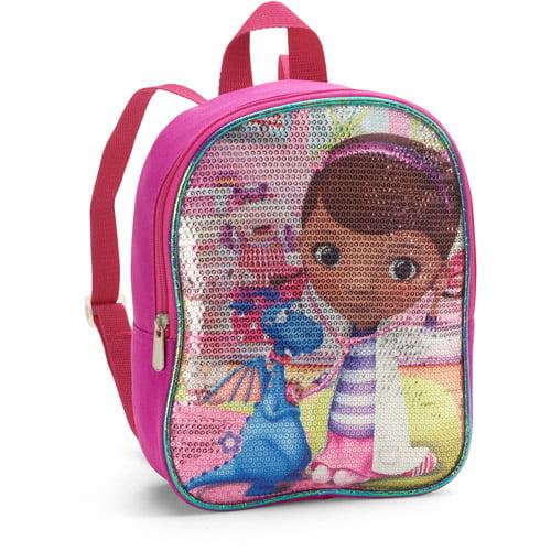 "Disney - Disney Doc Mcstuffins 10"" Sequin Backpack"