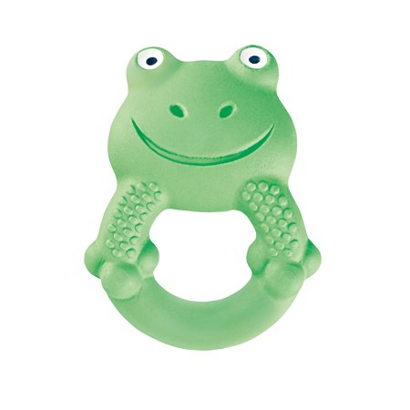 - MAM Friends Teether (Max the Frog), 4+ Months, 1 Count, Unisex