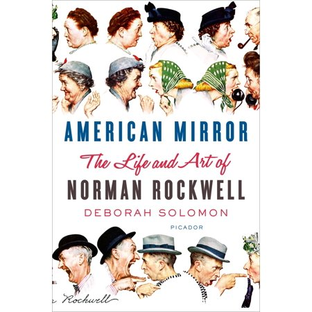 American Mirror: The Life and Art of Norman Rockwell - Norman Rockwell Halloween