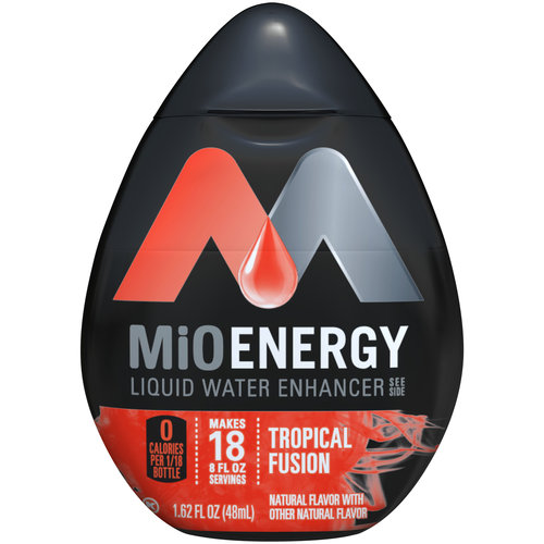 MiO Energy Tropical Fusion Liquid Water Enhancer, 1.62 fl oz