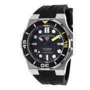 10062A-01-Sm-Rdb Abyssos Automatic Black Silicone Black Dial Watch