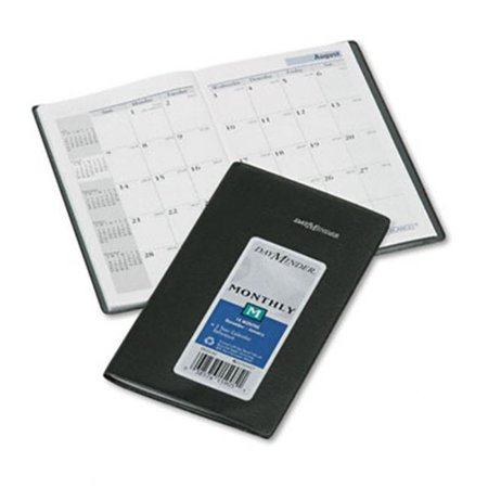 Monthly Padfolio Unruled One Month (At-A-Glance SK5300 14-Month Unruled Monthly Planner  3-3/8 x 6-1/16  Black )