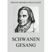 Schwanengesang - eBook