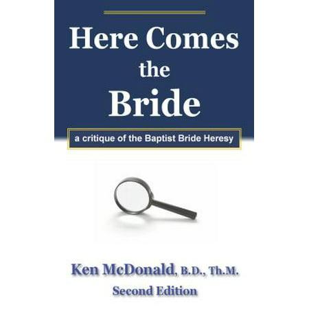 Here Comes The Bride - eBook