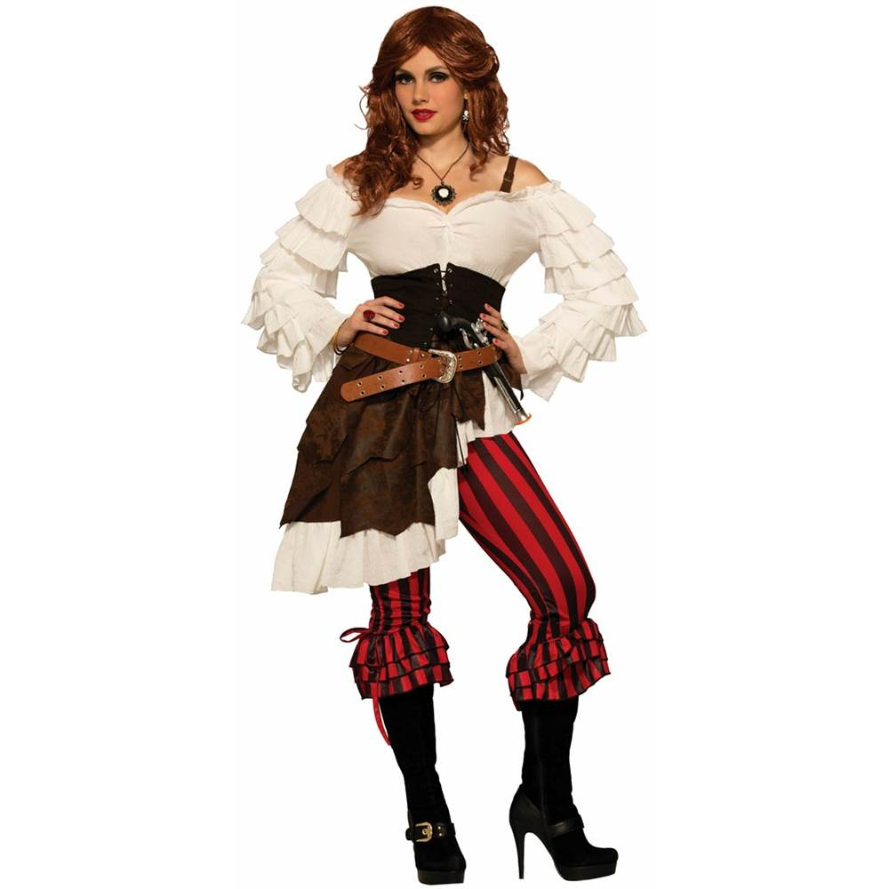 Pirate Renegade Ruby Adult Costume