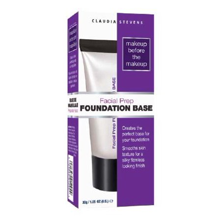 Claudia steves facial prep foundation base — 7