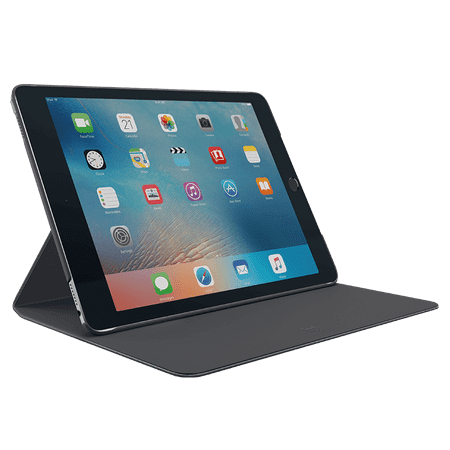 Logitech Hinge Flex Case for iPad Air 2 Black (Ipad Air 2 Logitech Type+)