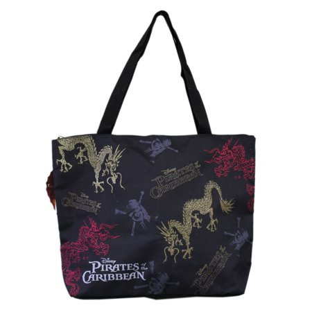 Disney's Pirates of the Caribbean: at World's End Large Size Tote Bag