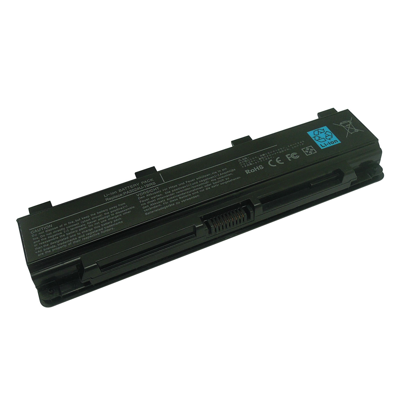 Superb Choice® 9-Cell Battery for TOSHIBA Satellite Pro M845 - image 1 of 1