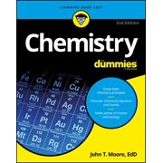 For Dummies (Lifestyle): Chemistry for Dummies (Paperback)