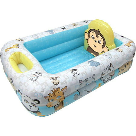 garanimals inflatable baby bathtub. Black Bedroom Furniture Sets. Home Design Ideas