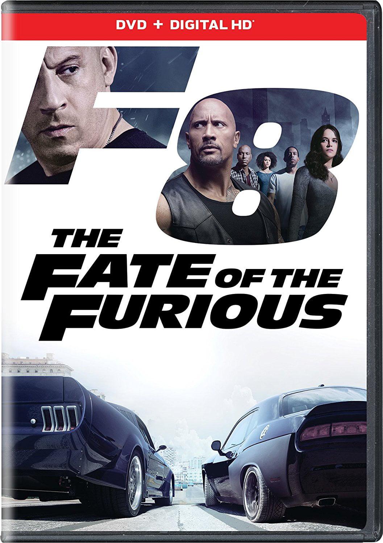 The Fate of the Furious (DVD + Digital HD) - Walmart.com