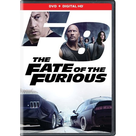 The Fate of the Furious (DVD + Digital HD)