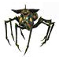 Gremlins Spider Gremlin Boxed Deluxe Action Figure