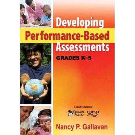 Developing Performance-Based Assessments, Grades K-5 -