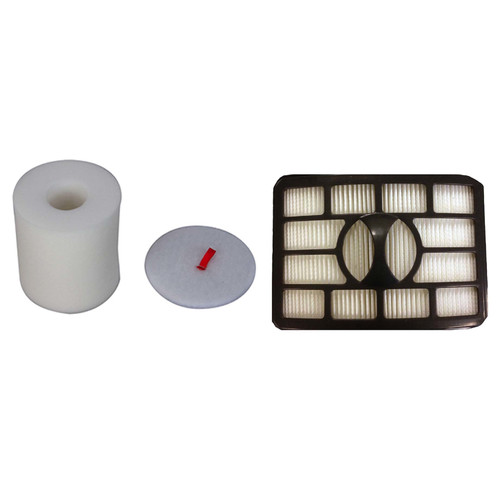 Crucial 3 Piece Shark Rotator Pro Lift-Away Hepa Filter and Foam Filter Set