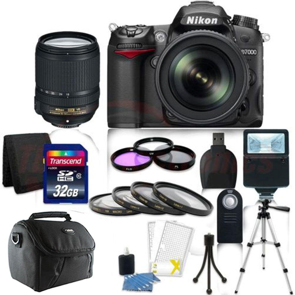 Camera Nikon D7000 16.2mp Dslr Camera nikon d7000 16 2 mp dslr camera body with 18 140mm vr lens 32gb by camera