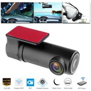 Best Car Camcorders - Iuhan 1080P Hidden Car Camera WIFI DVR Dash Review