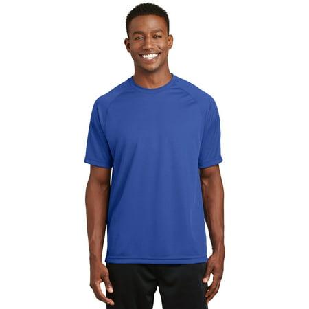 - Sport-Tek Dry Zone Short Sleeve Raglan T-Shirt