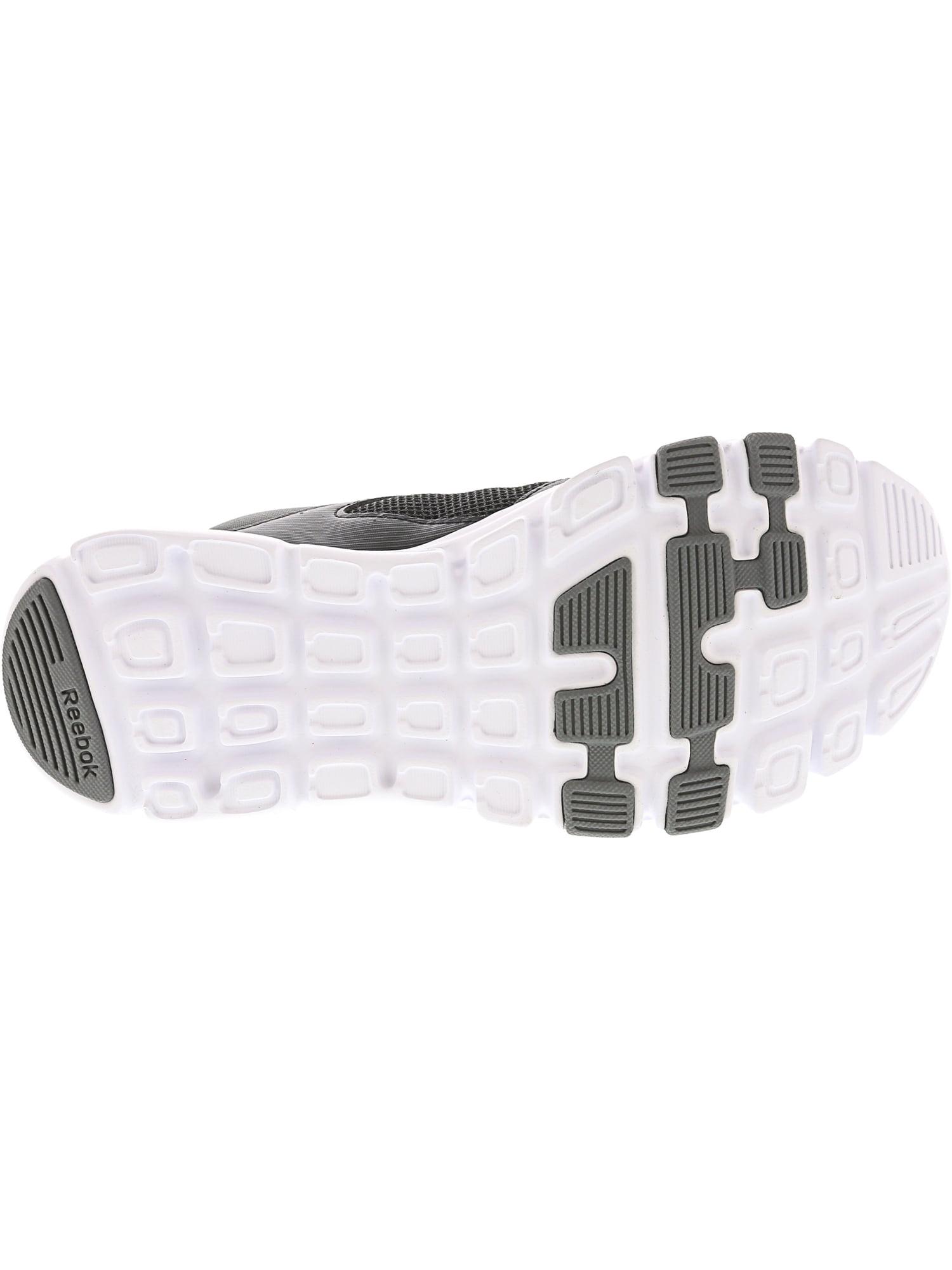 e9c75d287dd Reebok Women s Yourflex Trainette 10 Mt Black   White Alloy Ankle-High Training  Shoes - 7M
