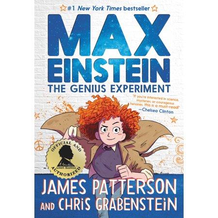 Max Einstein: The Genius Experiment (Little Einstein Halloween English)